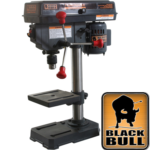 '5 Speed Drill Press'