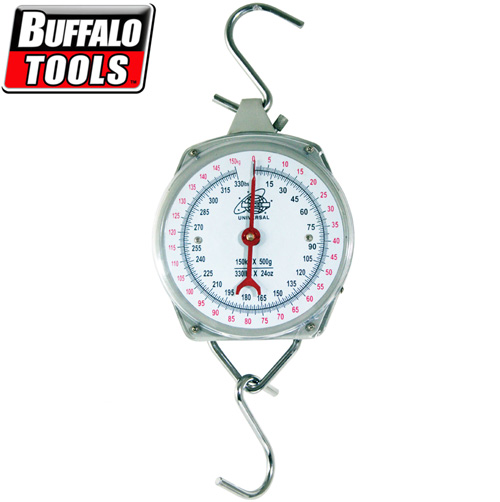 '330 Pound Hanging Dial Scale'