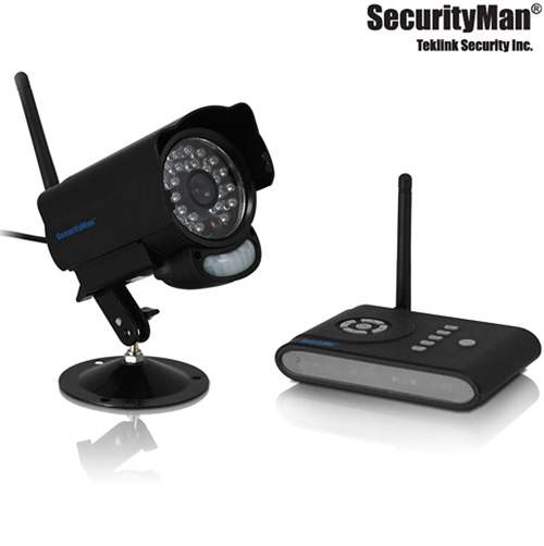 Digital Wireless Outdoor/Indoor Camera System