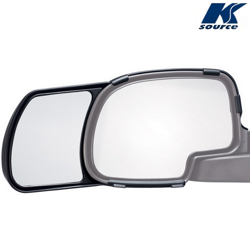 'Clip-On Towing Mirror'