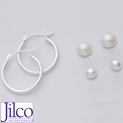'Earrings Trio'