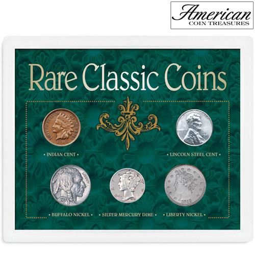 Rare Classic Coins