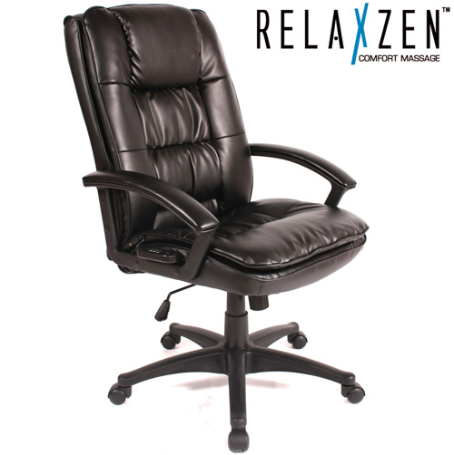 'Bonded Leather Massage Chair'