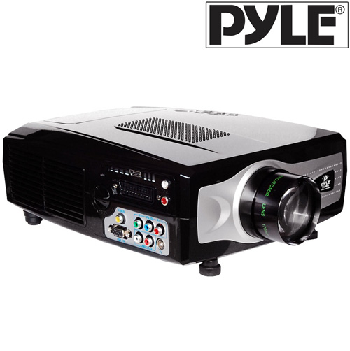 '100in HD Video Projector'