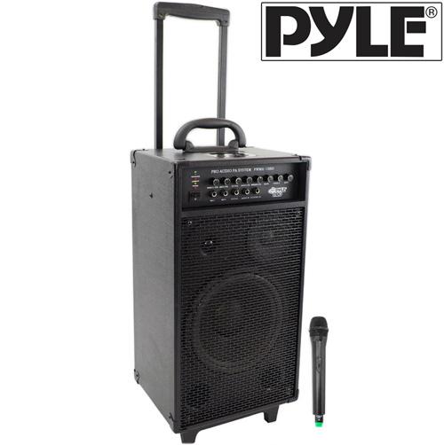 '800 Watt Portable PA System'