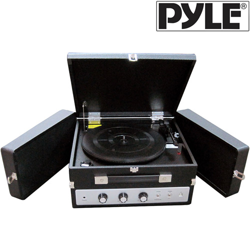 Turntable with PC Encoding
