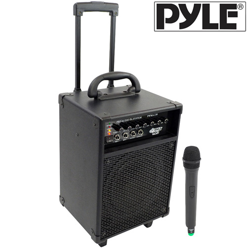 '200W VHF PA System'
