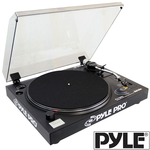 Belt Drive USB Turntable
