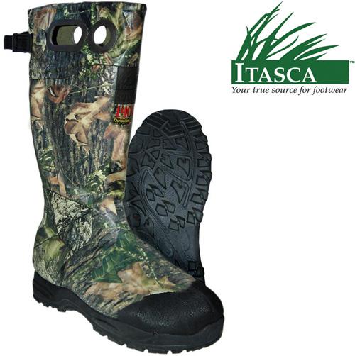 'Itasca 1000g Swampwalker Rubber Boots'