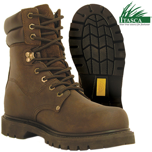 'Itasca Steel Toe Force 10 Boots'
