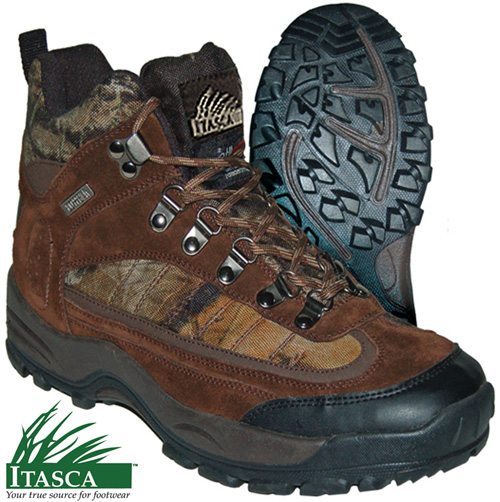 Itasca Heritage Hiker Boots
