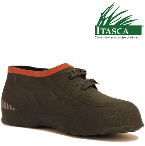 'Itasca Mud Walker 2 Buckle Rubber Overshoes'