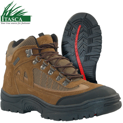 'Itasca Amazon Hiking Boots - Brown'