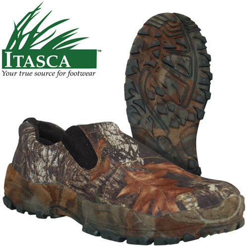 'Itasca Searay Shoes - Mossy Oak'