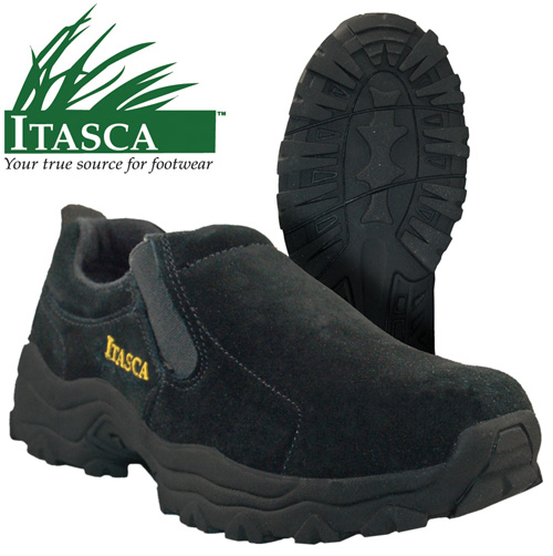 'Itasca Searay Shoes - Black'