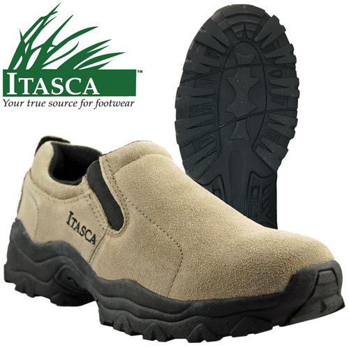 Itasca Searay Shoes - Tan