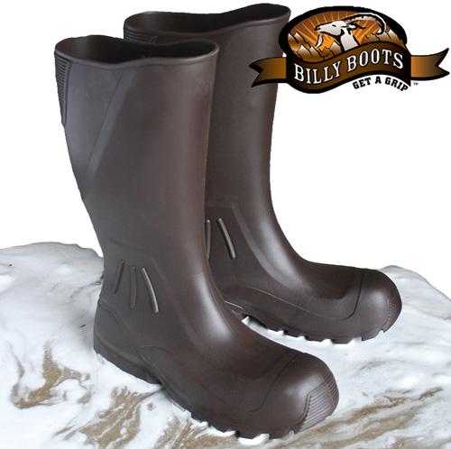 'Brown Billy Boot - Cruiser'