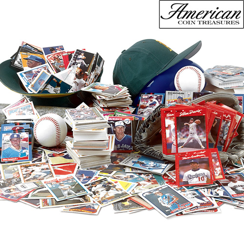 '1000 Baseball Cards from 7 Decades'