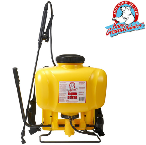 3 Gallon Backpack Sprayer