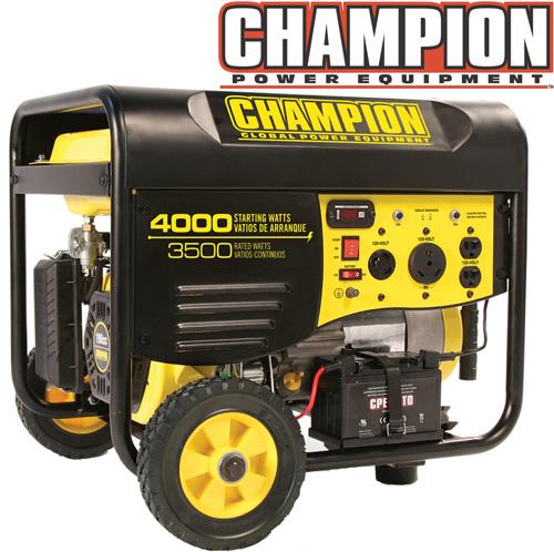 'Champion® 3000/3500 Watt Generator'