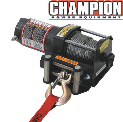 'Champion® 2000 lb Winch'