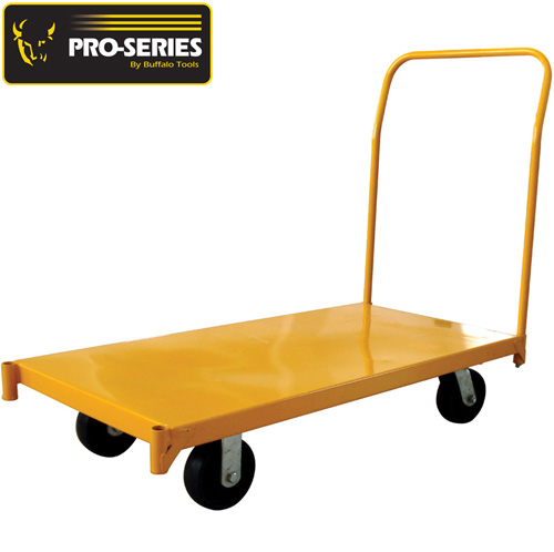 '4 Foot Heavy Duty Steel Platform Cart'