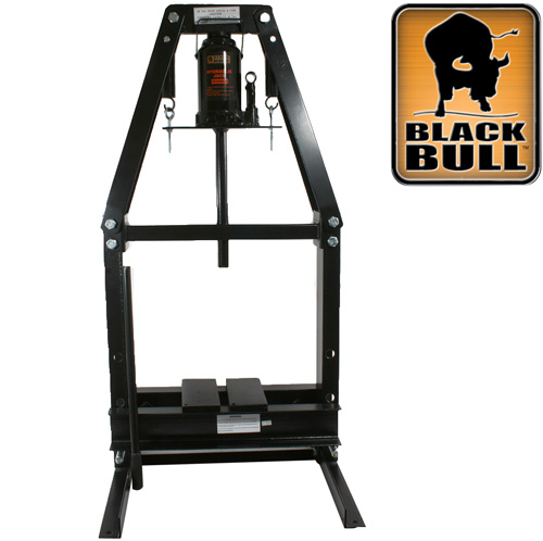 '12 Ton A-Frame Shop Press'