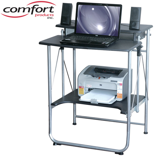 Freely Folding Computer Desk