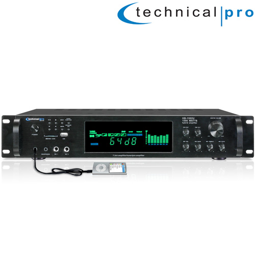 'Digital Hybrid Amp'
