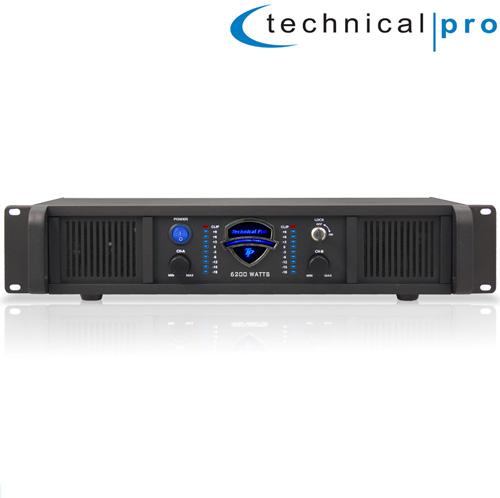 2U Pro 2CH Power Amp