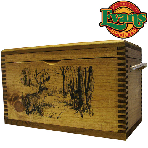 'Standard Accesory Box with Rope Handles'