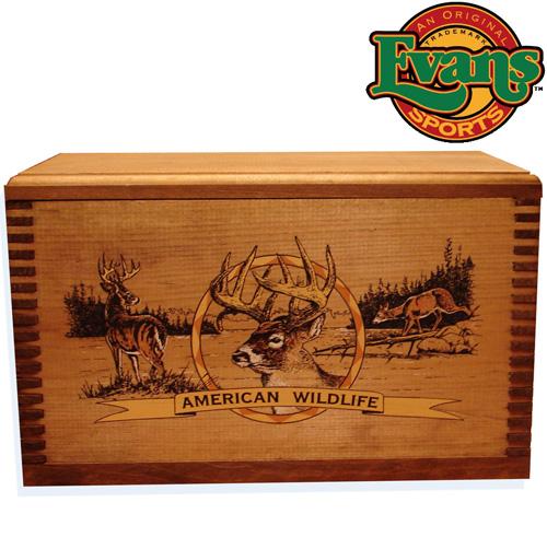 'Wooden Accessory Box'