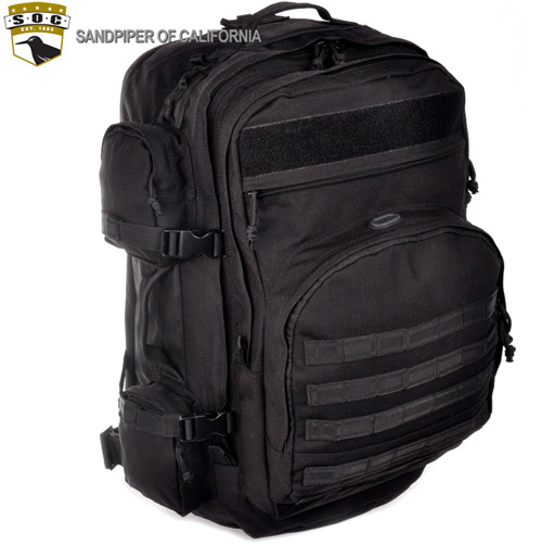 'Long Range Bugout Bag'