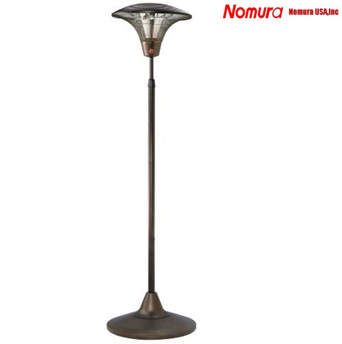 '1500W Free Standing Outdoor Electric Patio Heater'