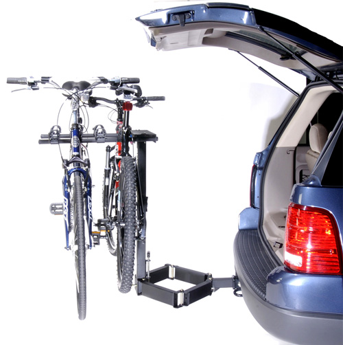 'Advantage Deluxe 4 Bike Carrier'
