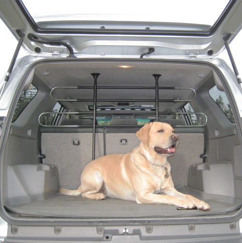 'Portable Pet® Pet Partition'