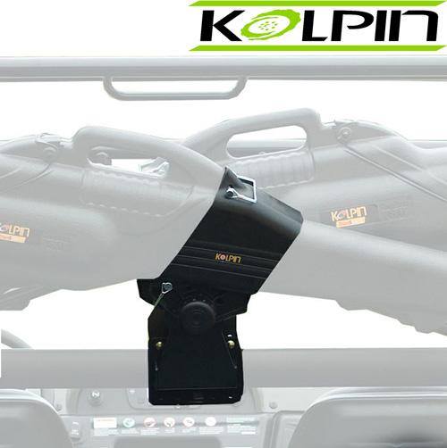 'Utility Gear Rail System Double Gun Boot Mount'