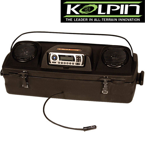 ATV Front Stereo Box