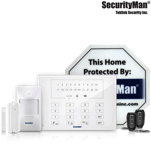 'Economy Wireless Smart Home Alarm System'