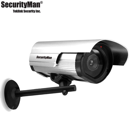 'Dummy Outdoor/Indoor Camera w/ LED'