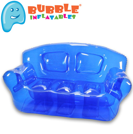 'Bubble Inflatables Couch'