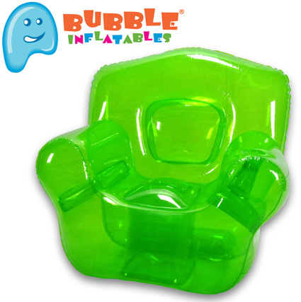'Bubble Inflatables Chair'