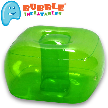'Bubble Inflatables Ottoman'