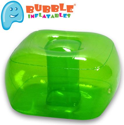 'Bubble Inflatables Ottoman'