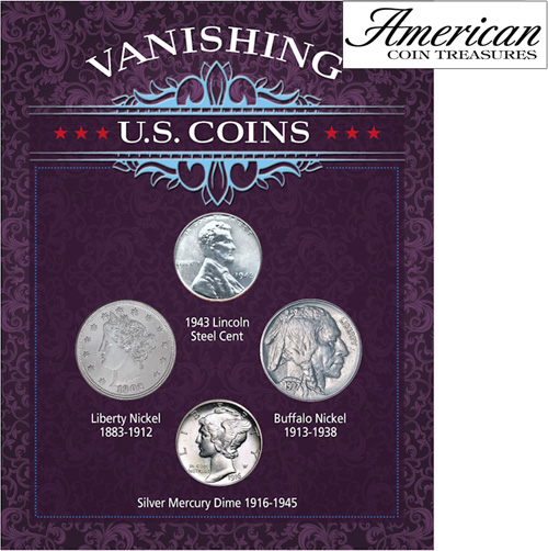 'Vanishing Coins'