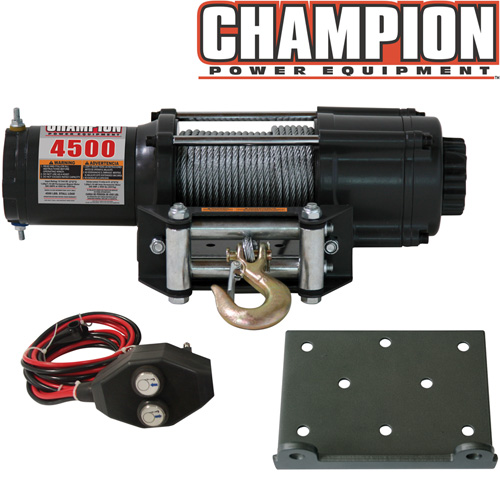 '4500lb ATV/ UTV Winch Kit'