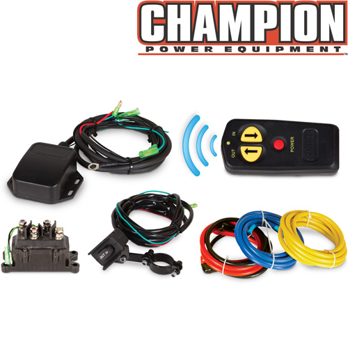 'Wireless Remote Winch Kit'