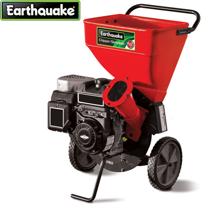 Earthquake® Chipper Shredder