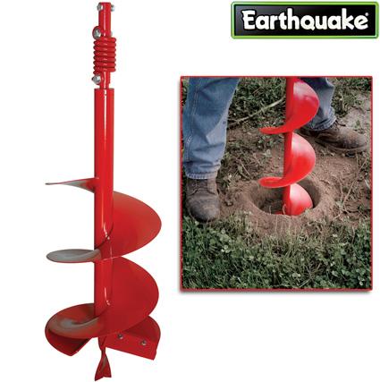 """'Earthquake® 12"""" Earth Auger'"""