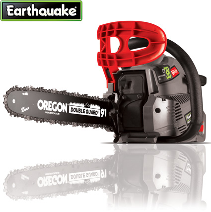 "'Earthquake® 14"" Chainsaw'"